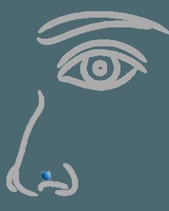 Nasenpiercing