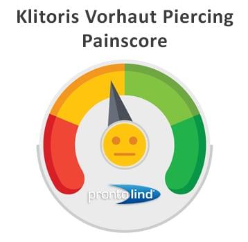 Klitorisvorhaut Piercing