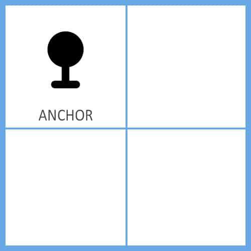 Schmuckarten Dermal Anchor