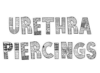 Urethra Piercing
