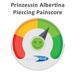 Painscore Prinzessin Albertina Piercing