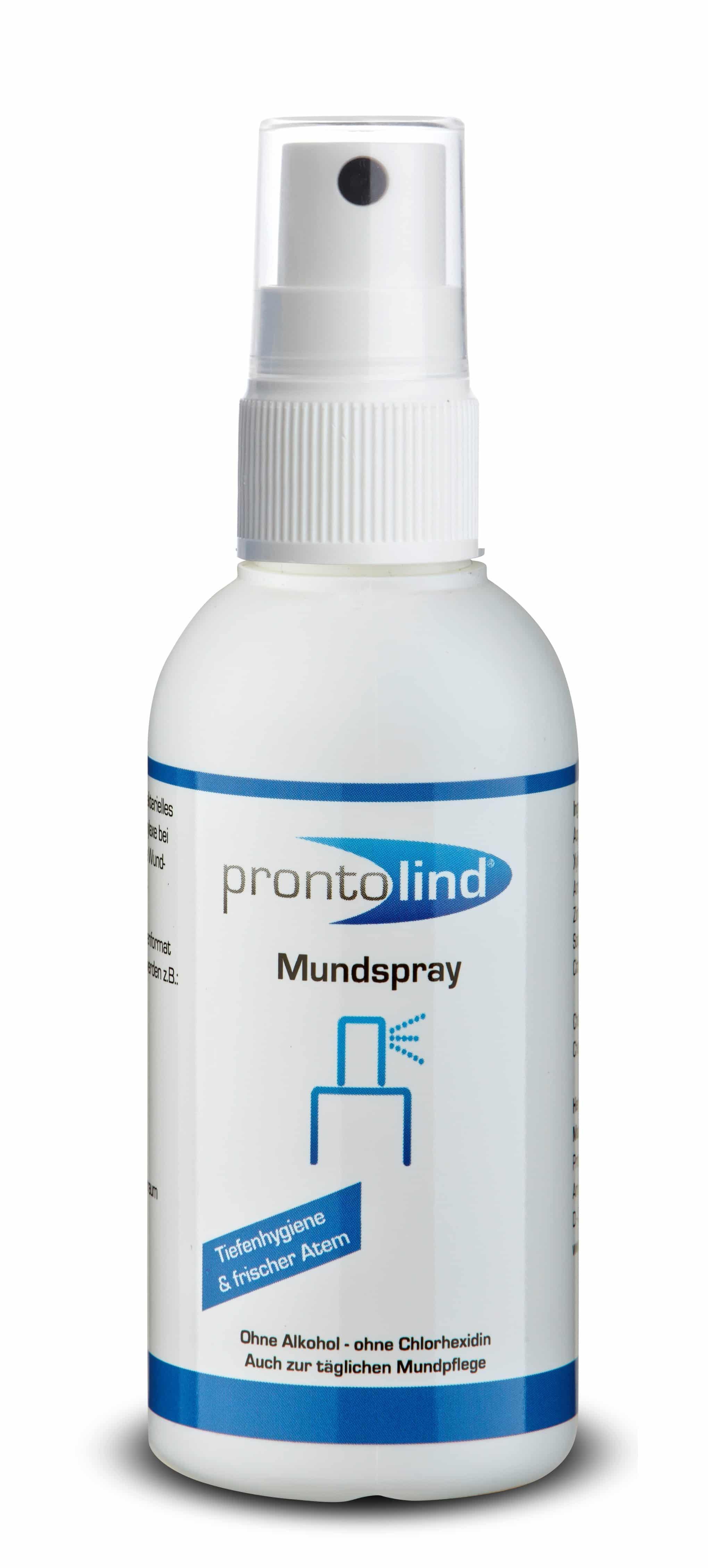 Prontolind Mundspray